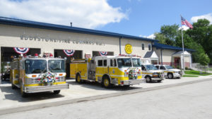 Joe Hughes Memorial Hall Firehouse