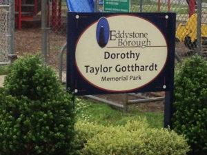 Dorothy Taylor Gotthardt Memorial Park
