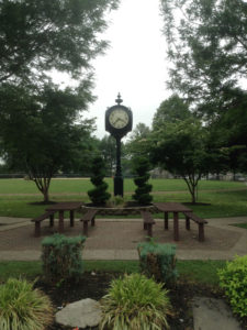 Marion Field Clock