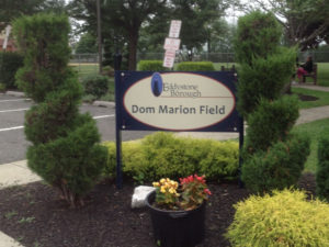 Dom Marion Field
