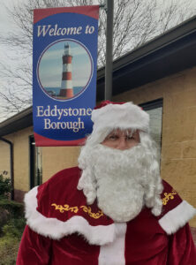 Santa Claus in Eddystone
