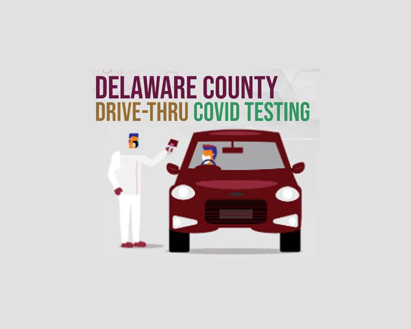 Delaware County Covid Testing