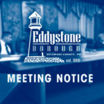 Eddystone Meeting Notice