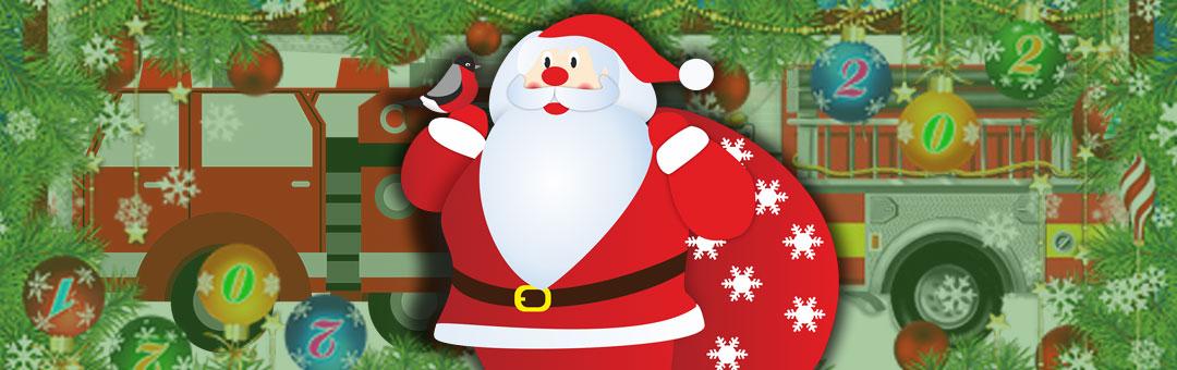 Santa in Eddystone