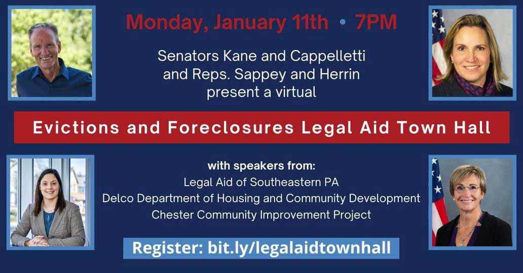 Eviction and Foreclosure Town Hall