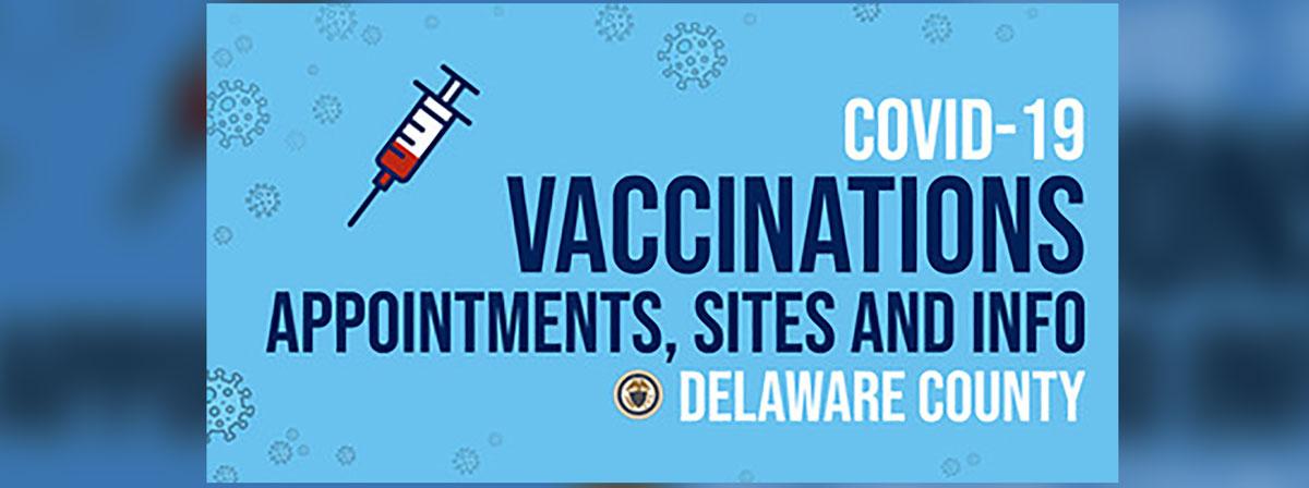 Delaware County Vaccinations
