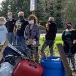 Eddystone Cleanup