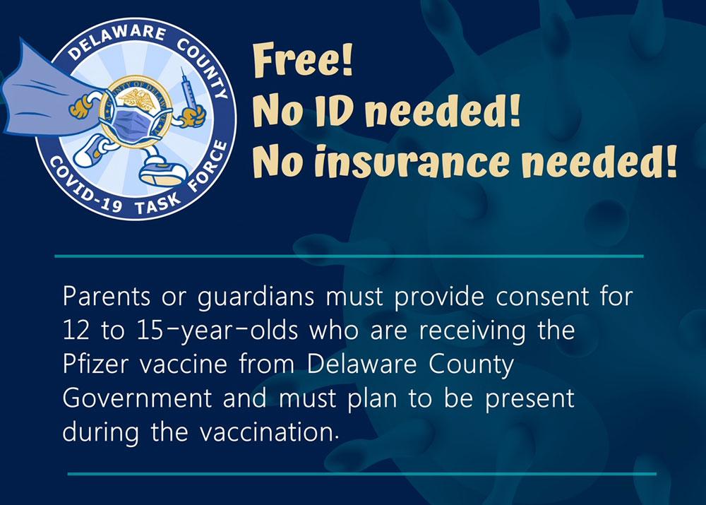 Vaccines 12-15 information
