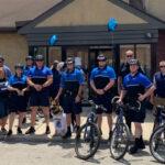 Eddystone Police Community Bike Ride 2021